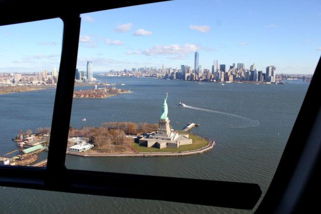 Sobrevuelo en helicóptero de Nueva York