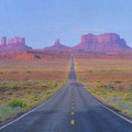 Carretera al Monument Valley