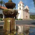 California - Misión de Santa Barbara