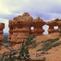 Bryce Canyon chimeneas