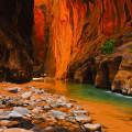 Zion - colores impresionantes