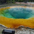 Yellowstone - Morning Glory Pool