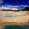 Yellowstone - Norris Geyser Basin