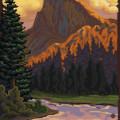 Cartel Turistico de Yosemite