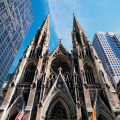 St Patrick's Cathedral - Nueva York
