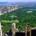 Vista de Central Park - Nueva York
