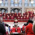 Misa gospel en Harlem 2