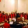 Misa gospel en Harlem 8