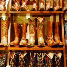 Nashville - botas country