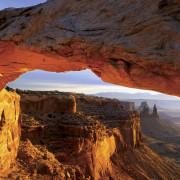 Canyondlands - Mesa Arch