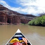 Canyondlands en barca